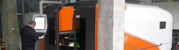 Máquina de Corte Laser em Águeda nova instalação | MAQFORT
