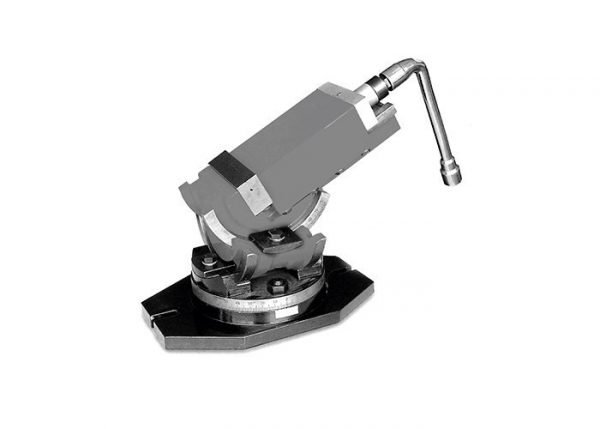 Graduated  Clamp for drilling machines