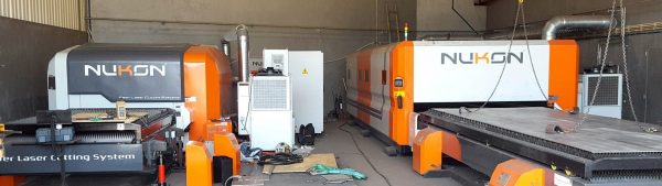 Máquinas de Corte Laser sérieVentoeNF-Pro