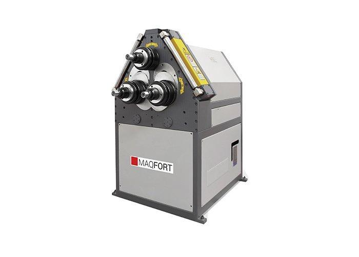 máquina de curvar tubos hidráulica
