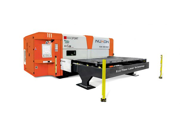 Máquina de corte laser para chapa - Série ECO