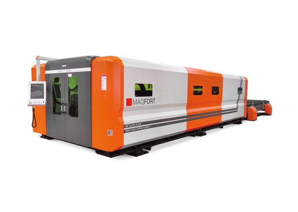 Máquina de corte laser para chapa - Série NF-Pro