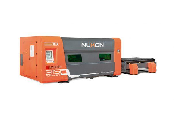 Máquina de corte laser para tubo e chapa - Série REX