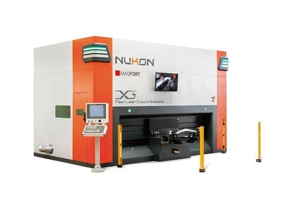 Máquina Corte a Laser