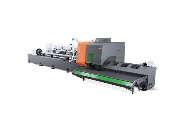 Máquina Corte Laser Tubo por Fibra - Série NKT