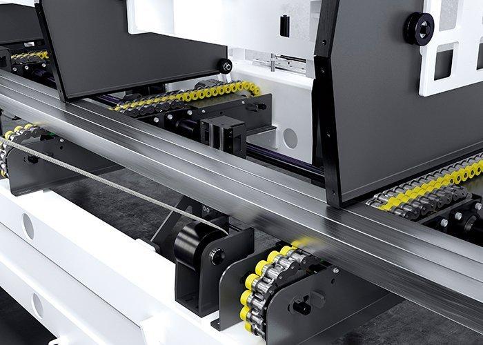 Corte de laser a tubo