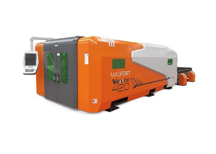 Máquina de Corte a Laser Fibra para Chapa - Série Vento