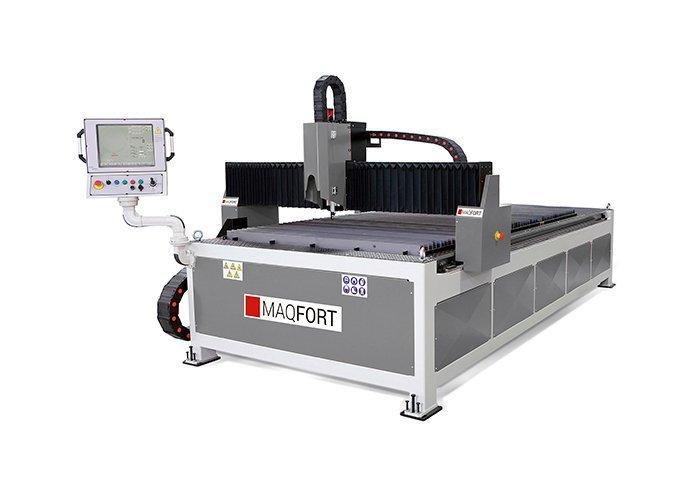 Máquina corte plasma para chapa CNC - Série CompactCut