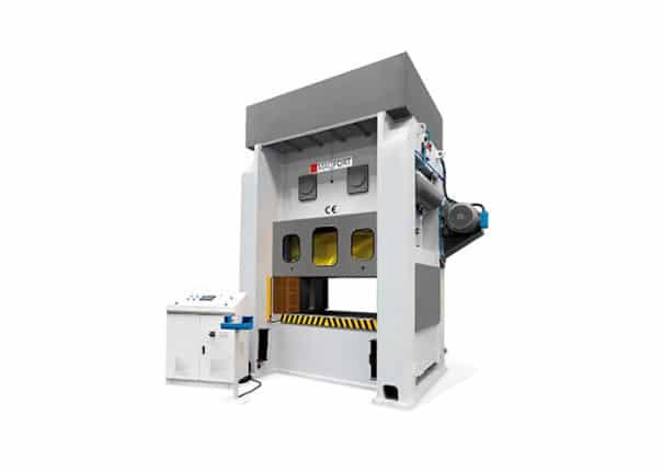 Prensas mecánicas tipo H – Série PMH
