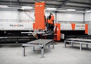 Sheet Loader for Laser Cutting Machines