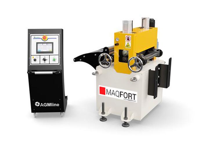 Alimentadores / Endireitadores Servo-controlados modelos RML e RMS apoiam na sincronização e otimização dos tempos de produção.