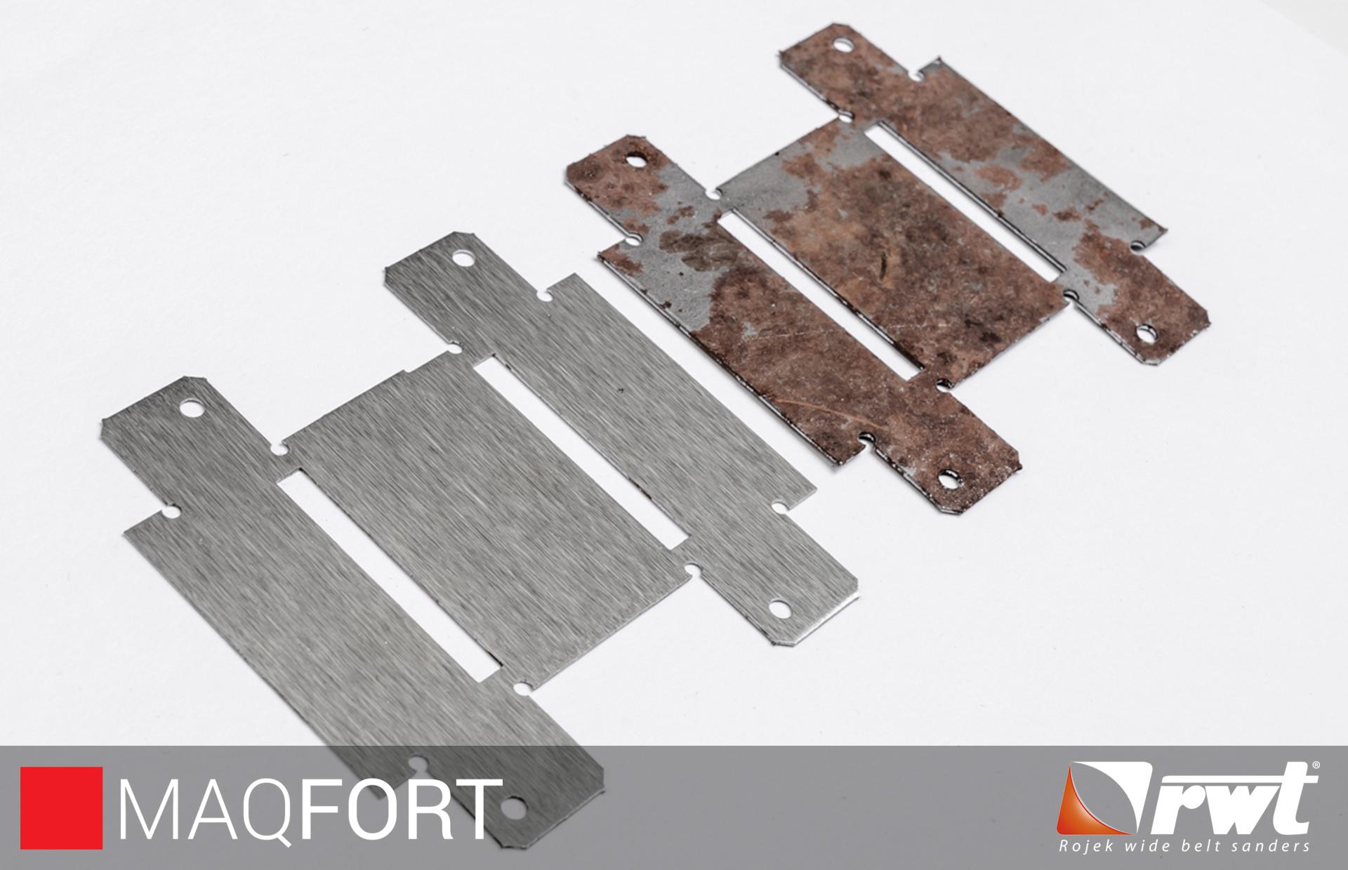 maquinas de acabamentos de peças de metal