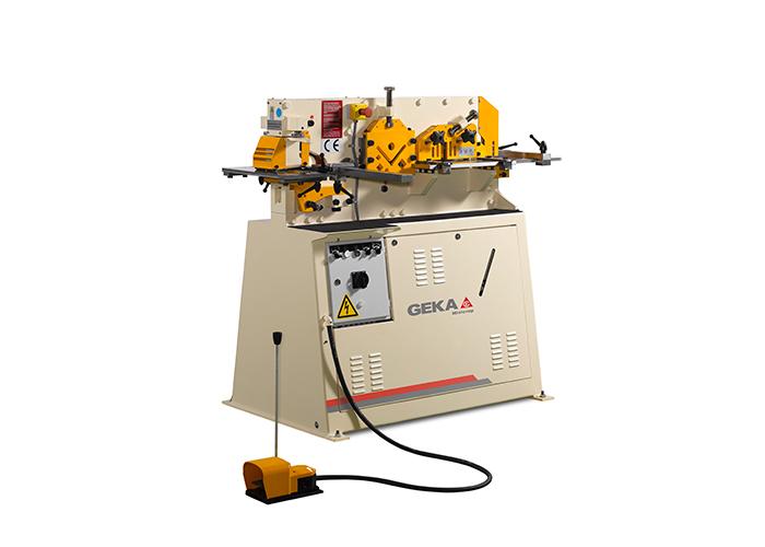 GEKA- Univeral Punching Machines - Minicrop Series